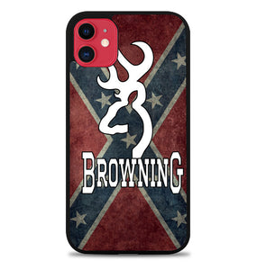 Browning Camo logo Z4608 iPhone 11 Pro Max Case