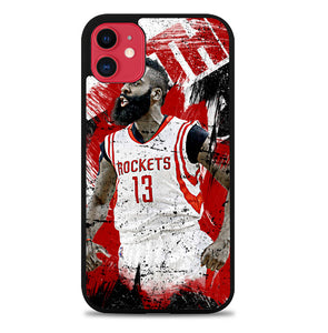 james harden Z4763 iPhone 11 Pro Max Case