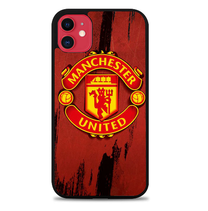 manchester united Z4790 iPhone 11 Pro Max Case