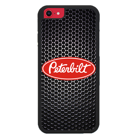 TRUCK  PETERBILT LOGO Z4864 iPhone SE 2020 Case