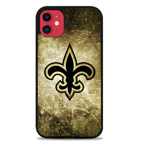 New Orleans Saints gold Z4895 iPhone 11 Pro Max Case
