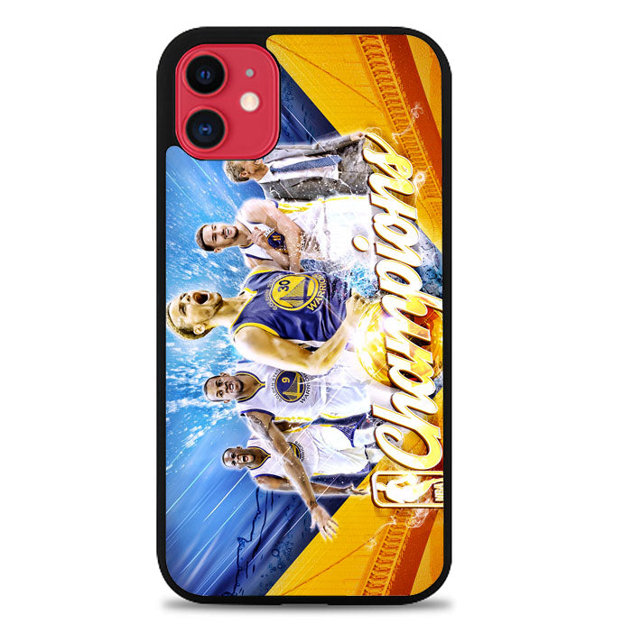 golden state warriors NBA Champions Z4939 iPhone 11 Pro Max Case
