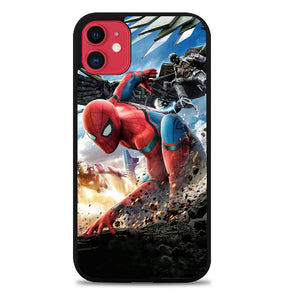spiderman homecoming Z4987 iPhone 11 Pro Max Case