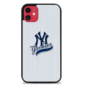 New York Yankees logo Z4795 iPhone 11 Pro Max Case