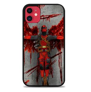 deadpool movie coon Z5130 iPhone 11 Pro Max Case