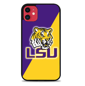 LSU Tigers Logo Z5191 iPhone 11 Pro Max Case
