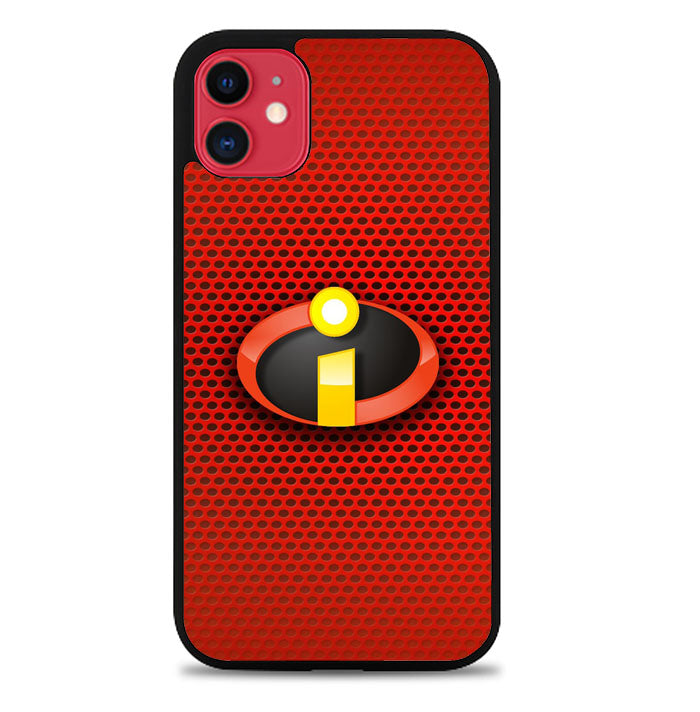The Incredibles 2 Red Carbon Z5260 iPhone 11 Pro Max Case