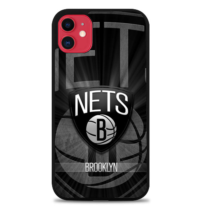 brooklyn nets Z5328 iPhone 11 Pro Max Case