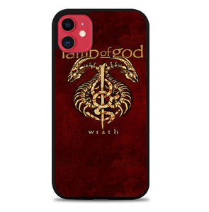 LAMB OF GOD METAL BAND Z5423 iPhone 11 Pro Max Case