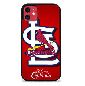 St. Louis Cardinals Z5668 iPhone 11 Pro Max Case
