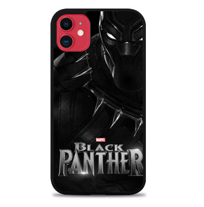 black panther marvel poster Z7071 iPhone 11 Pro Max Case