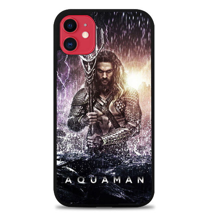 aquaman movie Z7118 iPhone 11 Pro Max Case