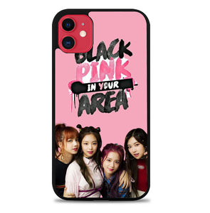 Blackpink In Your Area Z4138 iPhone 11 Pro Max Case