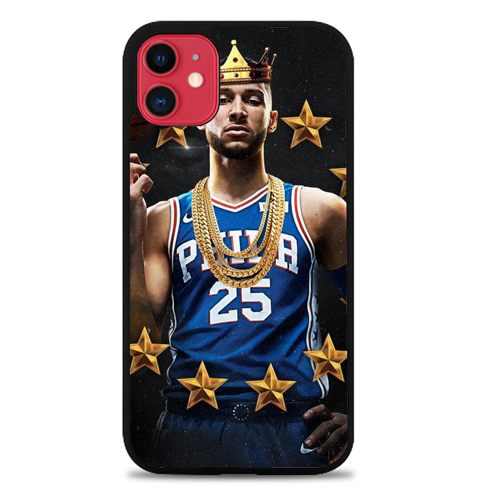 King Ben Simmons Z4217 iPhone 11 Pro Max Case