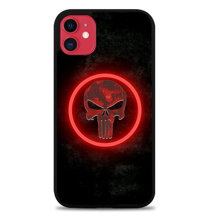 The punisher Skul Z4268 iPhone 11 Pro Max Case