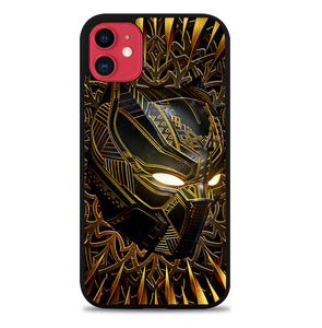 black panther gold Z4303 iPhone 11 Pro Max Case