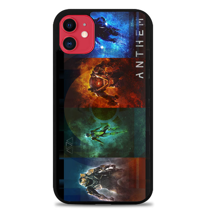 Anthem Game Z4318 iPhone 11 Pro Max Case