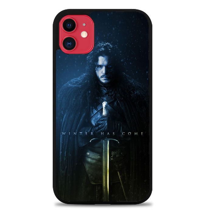 Game Of Thrones final season Z4362 iPhone 11 Pro Max Case