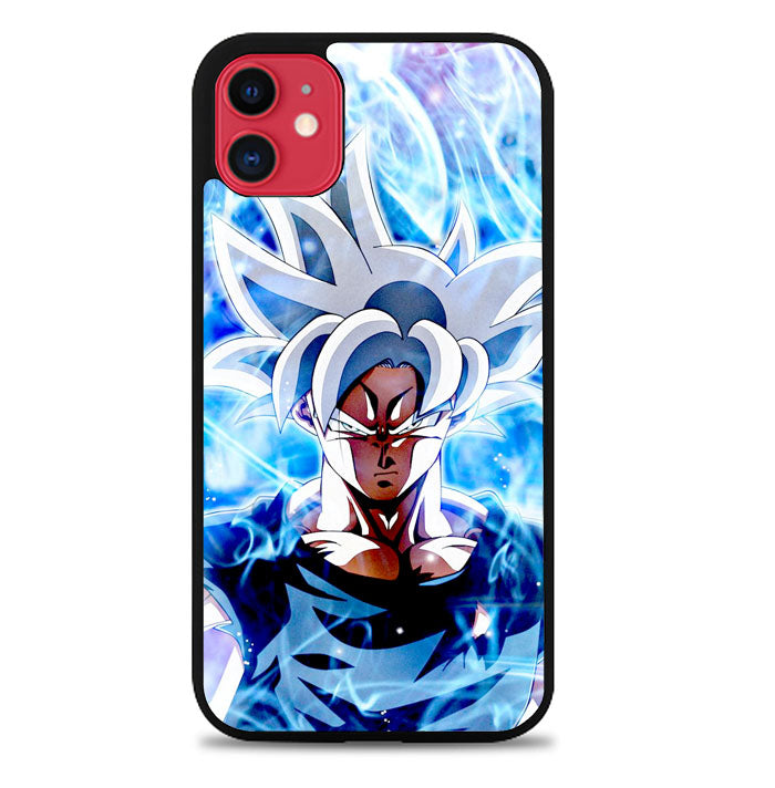 Son Goku mastered Ultra Instinct Z4421 iPhone 11 Pro Max Case