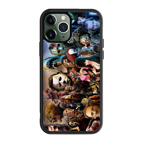 Classic Horror Z4468 iPhone 12 Pro Case