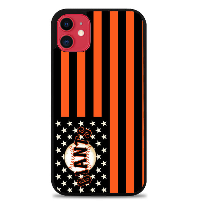 San Francisco Giants Z4542 iPhone 11 Pro Max Case