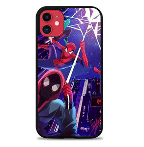 Spiderman into the spidervers Z4552 iPhone 11 Pro Max Case