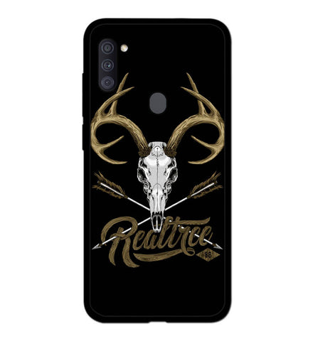 deer camo realtree Z4602 Samsung Galaxy A11 Case