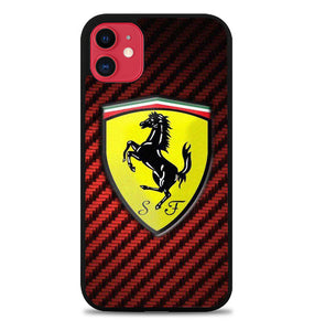 ferrari logo Z4554 iPhone 11 Pro Max Case