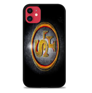 San Francisco 49ers Z4696 iPhone 11 Pro Max Case
