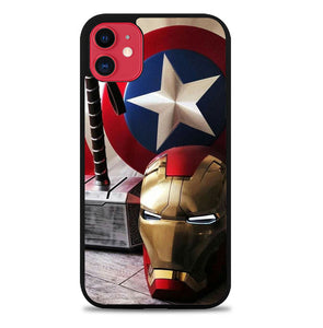 Marvel Heroes Z4912 iPhone 11 Pro Max Case