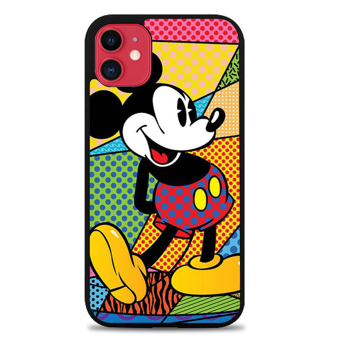 Mickey spotlight FJ0537 iPhone 11 Pro Max Case
