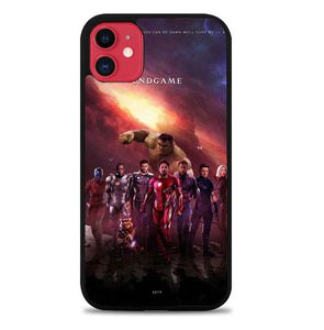 The Avengers Endgame FJ0543 iPhone 11 Pro Max Case