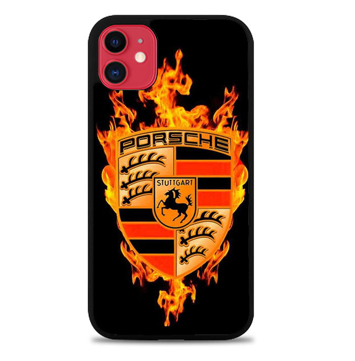 Porsche FJ0755 iPhone 11 Pro Max Case