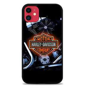 Harley Davidson Motorcycles FJ0817 iPhone 11 Pro Max Case