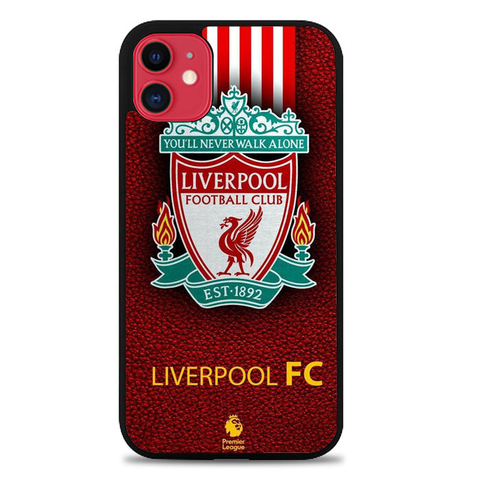 Logo Liverpool FJ0842 iPhone 11 Pro Max Case