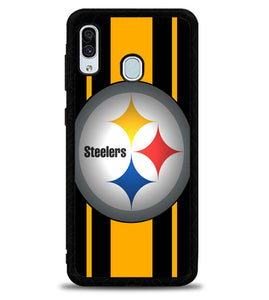 Pittsburgh Steelers X4838 Samsung Galaxy A20 Case