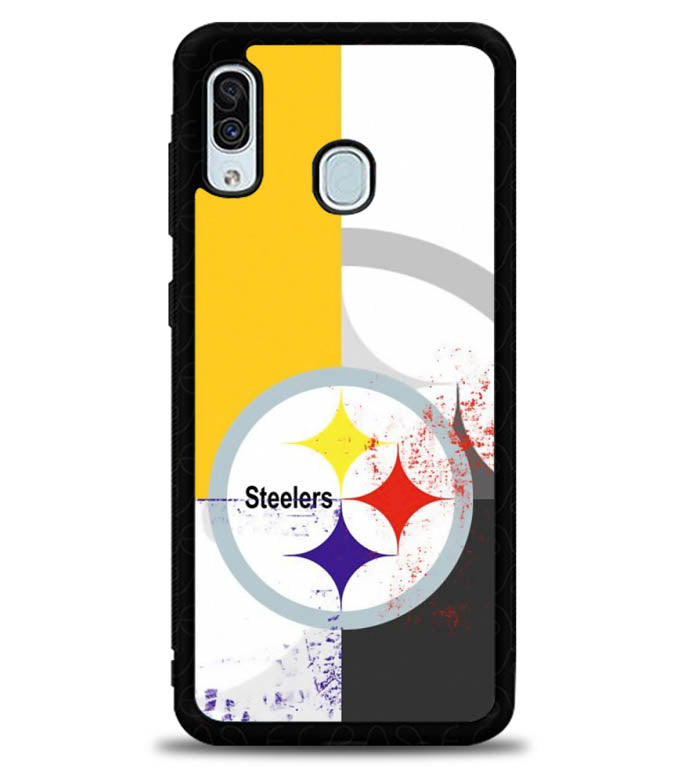 Pittsburgh Steelers X4839 Samsung Galaxy A20 Case
