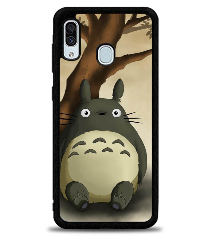 My Neighbor Totoro Minimalist X4829 Samsung Galaxy A20 Case