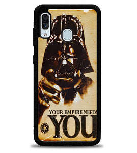 Star Wars Empire Needs You X4863 Samsung Galaxy A20 Case