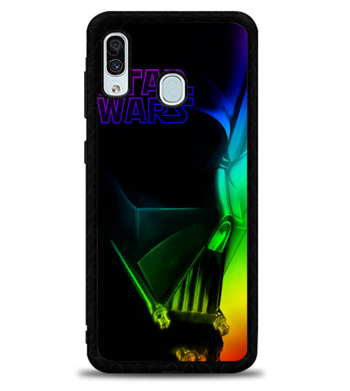 All movies from Star Wars X4895 Samsung Galaxy A20 Case