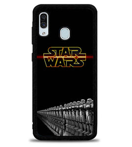 Star Wars Stormtrooper X4941 Samsung Galaxy A20 Case