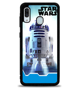 Star Wars R2D2 X4945 Samsung Galaxy A20 Case