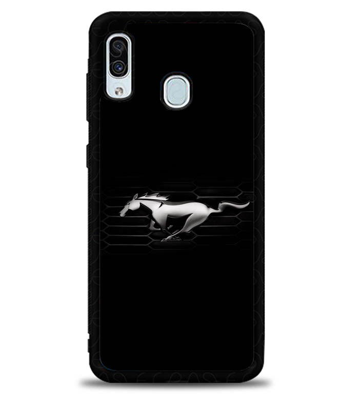 Ford Mustang X4949 Samsung Galaxy A20 Case