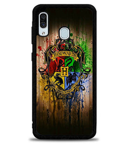 Harry Potter Hogws X4964 Samsung Galaxy A20 Case