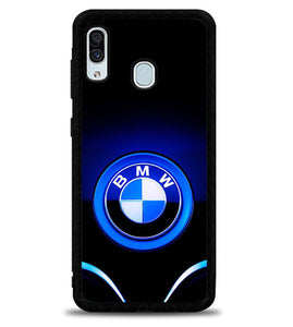 BMW Blue X5027 Samsung Galaxy A20 Case