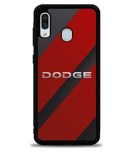 Dodge Car symbol X5014 Samsung Galaxy A20 Case