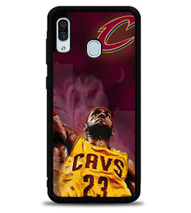 Lebron James X4989 Samsung Galaxy A20 Case