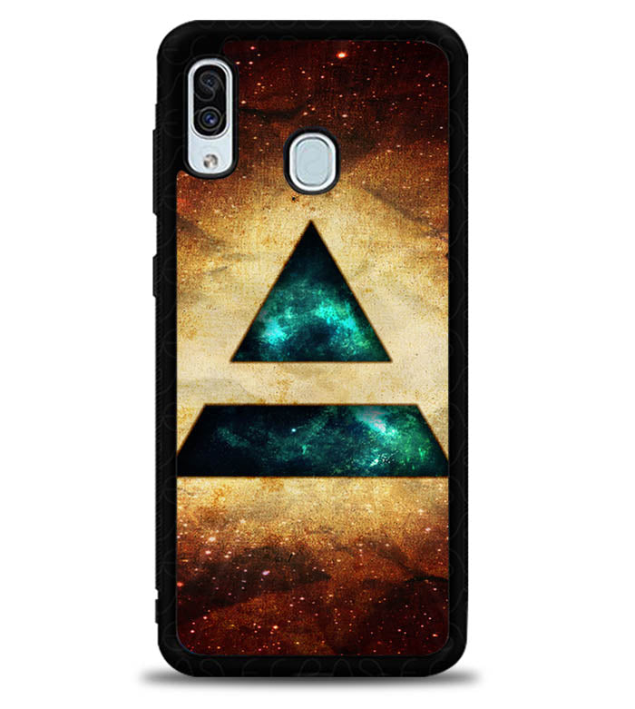 30 Second To Mars X5613 Samsung Galaxy A20 Case