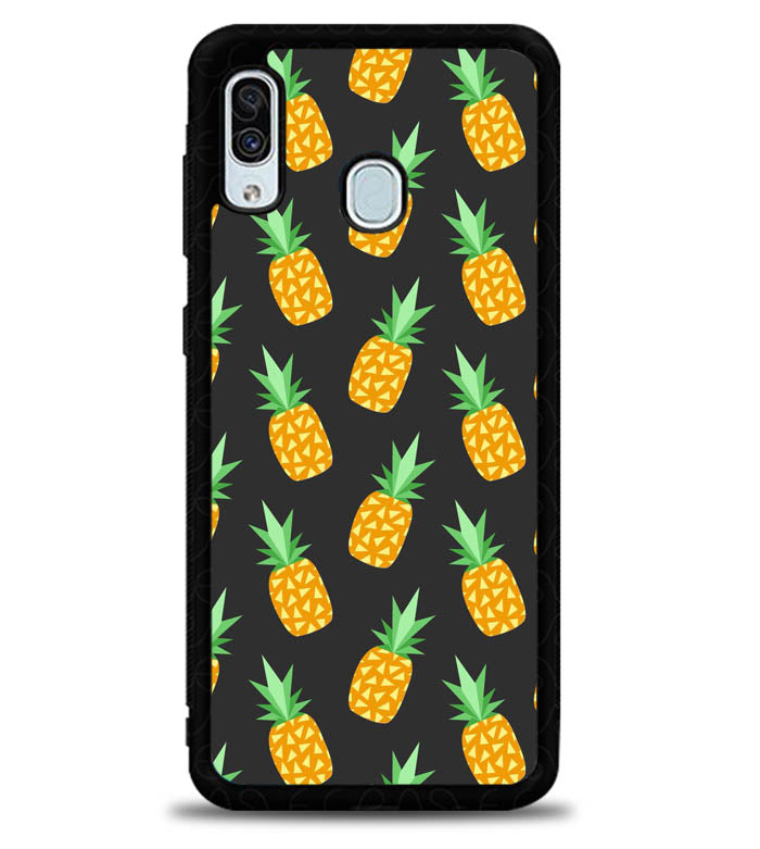 pineapple tumblr X5615 Samsung Galaxy A20 Case