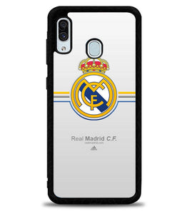 Real Madrid FC X5614 Samsung Galaxy A20 Case